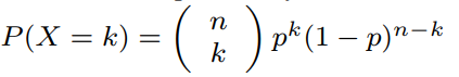 Binomial Formula